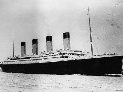 Titanic. The Exhibition