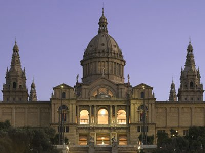 Montjuïc at Night