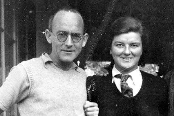 Archie and Nancy Johnstone