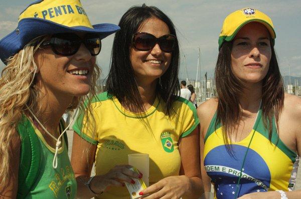 Día de Brasil 2012