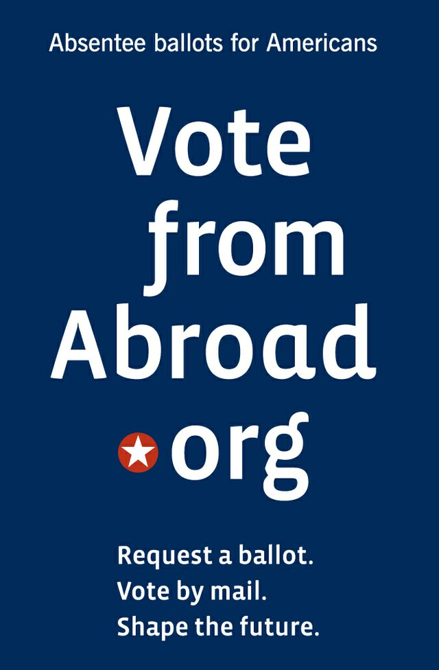 Vote From Abroad - US Elections 2012