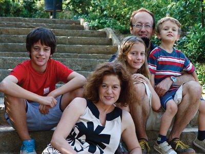 Cross-cultural Family