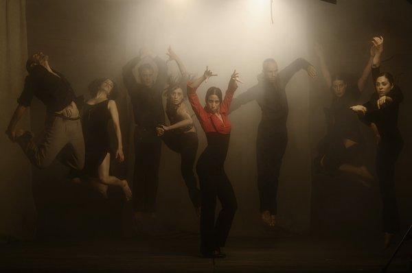 De Carmen (Ballant a la sorra)