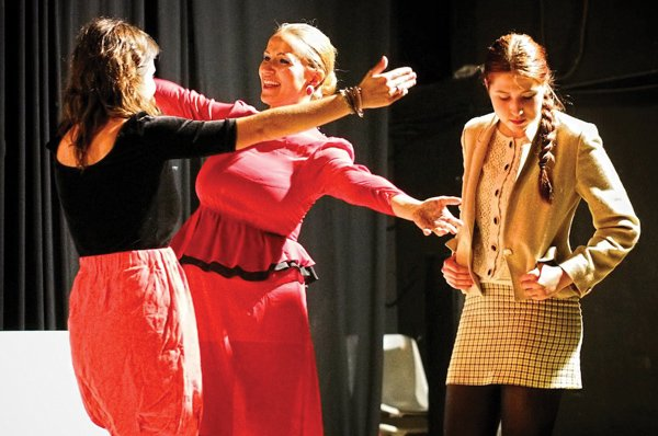 English Drama Festival 2012