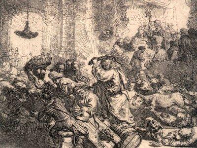Rembrandt—Virtuoso del Grabado