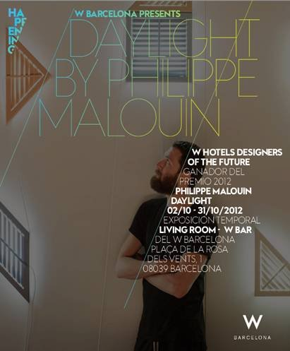 W Hotels Designers of the Future Poster