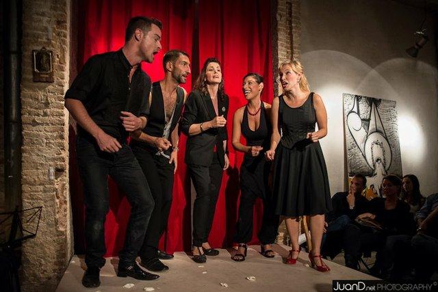 Theatre review: cabaret