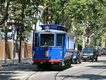 Blue tram to Tibidabo