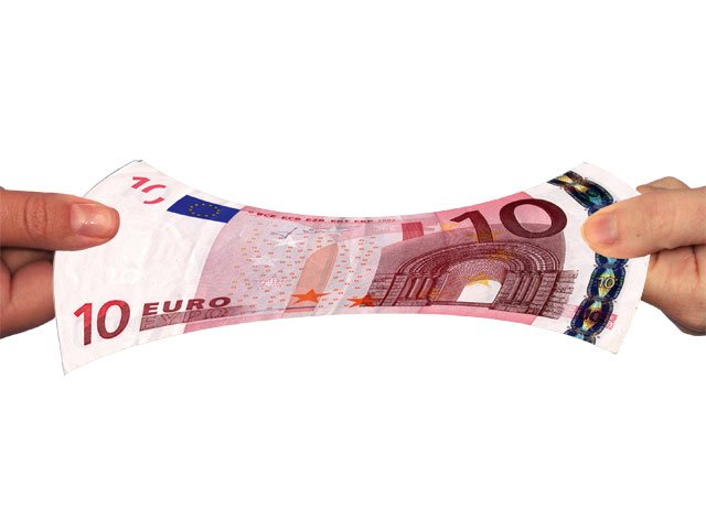 Stretching the euro