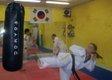 Sarah Ginger, Catalan and Spanish Taekwon-Do champion in her age