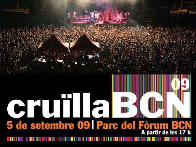 festival CruïllaBCN